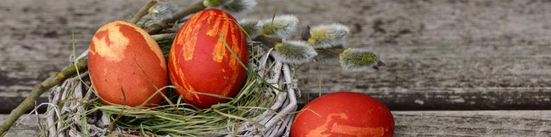 Элеганс Лайн поздравляет Вас со Светлым Праздником Пасхи!