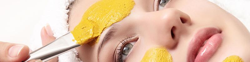 Желтый пилинг с выраженным эффектом омоложения