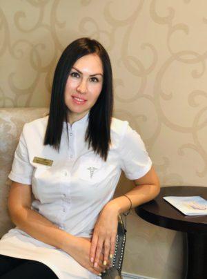 Ирина Комарова(в декретном отпуске)