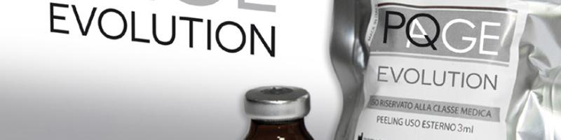 PQAGE EVOLUTION PLUS — Ремоделирующая пилинг — система для биорегенерации кожи без инъекций с PRP- подобным действием